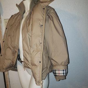 Women's Burberry Coat M